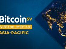 Bitcoin SV Virtual Meetup APAC