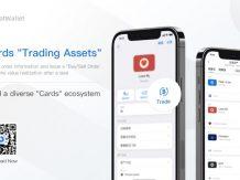 "Nowa funkcja: Handel aktywami był online na ""Kartach"" DotWallet"