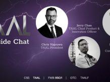 TAAL omawia wschodzącą ekonomię transakcyjną na czacie przy kominku